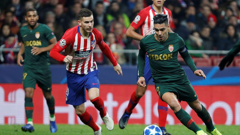 El fichaje de Falcao por el Atlético de Madrid en 2011 fue una de las operaciones más destacadas en las que participó Doyen. (Reuters)