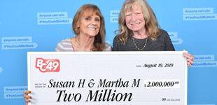 Post de Son amigas desde hace 50 años y han ganado dos millones a la lotería