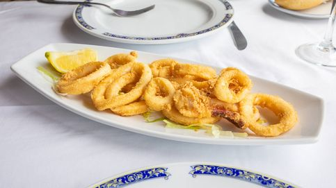 Dónde encontrar en Madrid los verdaderos calamares fritos