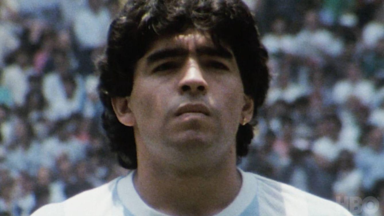Foto: Diego Armando Maradona. (HBO)