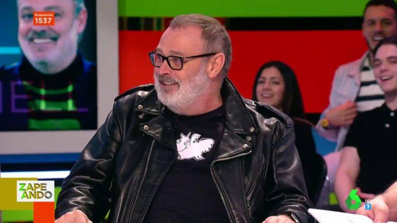 'Zapeando' | La complicada situación de Pablo Carbonell cuando presentaba 'El intermedio'