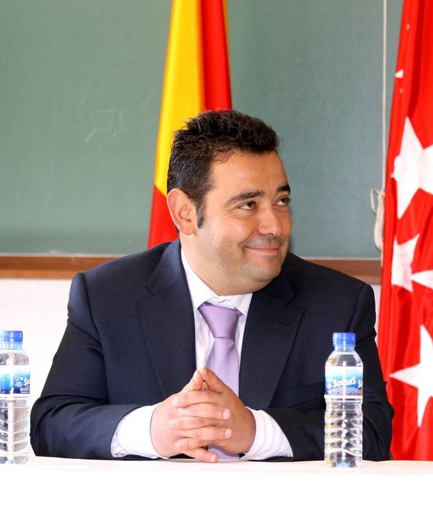 Foto: Jaime Peral, alcalde de Navas del Rey.