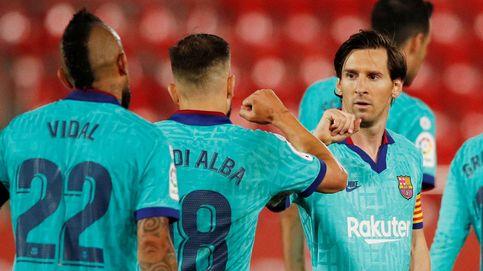 Leo Messi, el nuevo fútbol y la excusa de la testiga de Jehová (0-4)