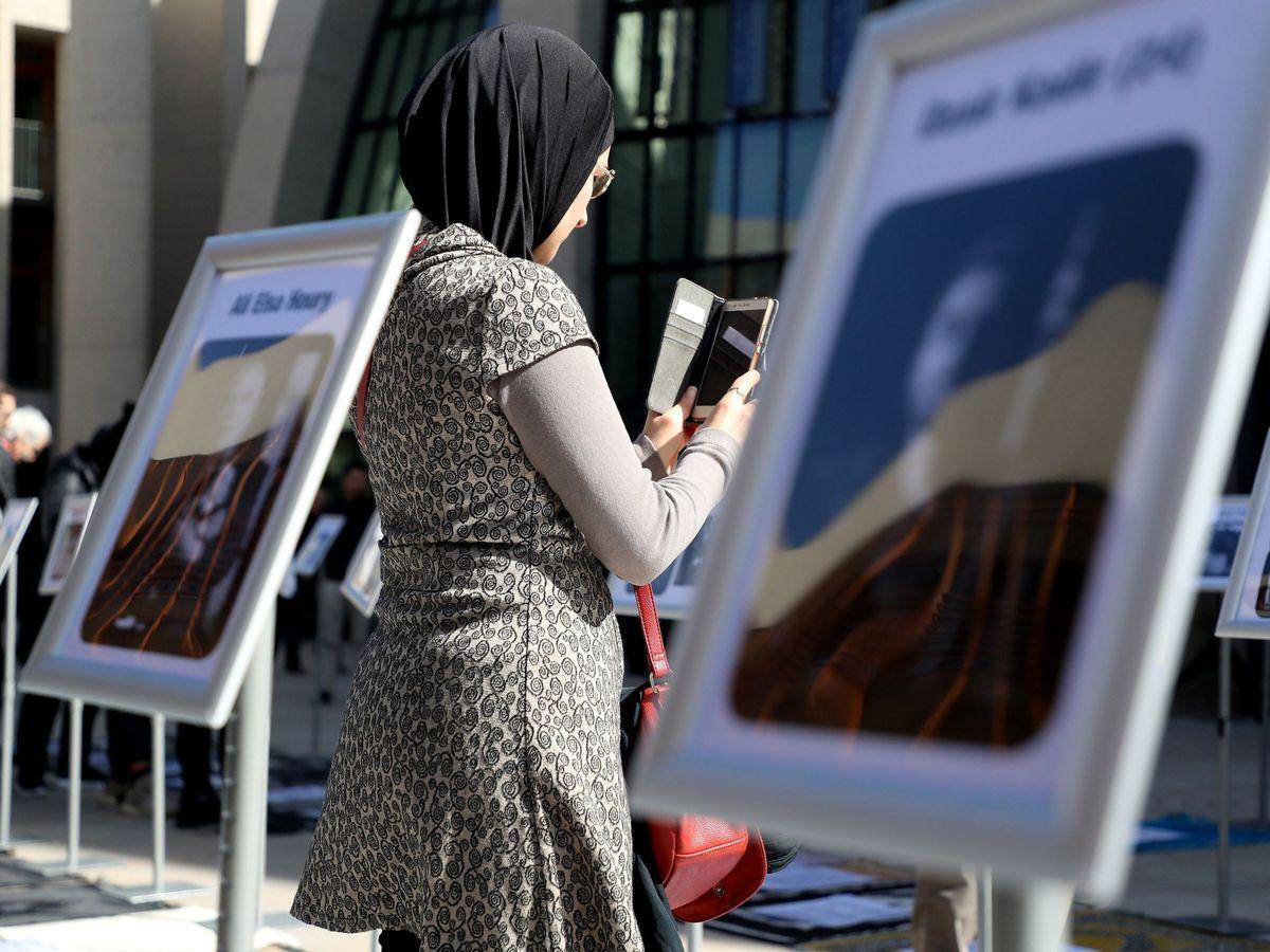 Foto: Una joven musulmana luce el velo en una ciudad alemana, en una imagen de archivo de 2019. (EFE)