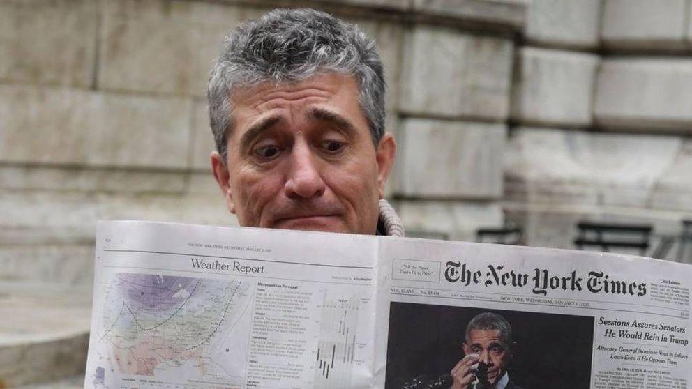 Guillermo Fesser, nuevo 'espía' de Donald Trump para 'El intermedio'
