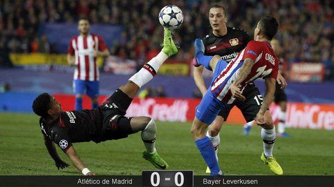 El Atlético se toma en serio el trámite y no tiene problemas para pasar a cuartos