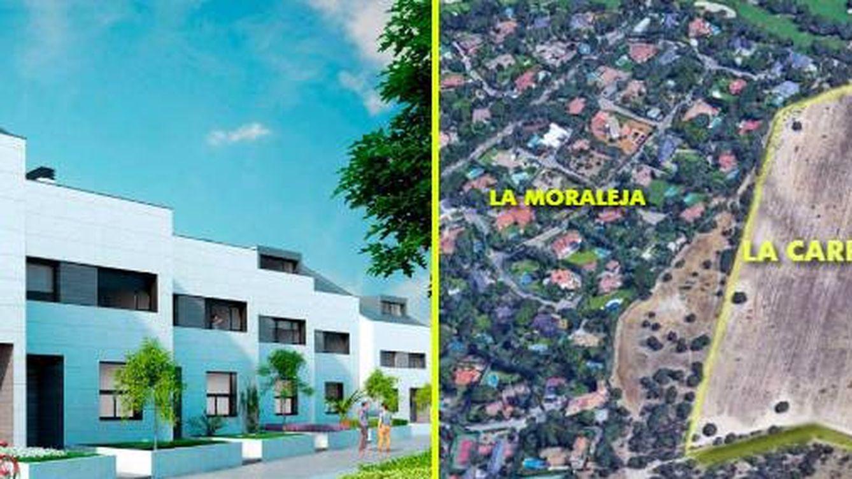 Primer reto del nuevo alcalde de Alcobendas: legalizar los chalés 'low cost' de La Moraleja