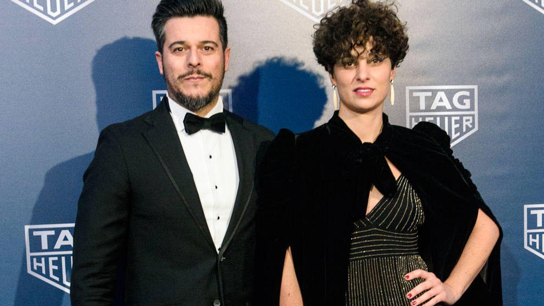Martín Barreiro y su mujer, Ana Mariño. (Cortesía)