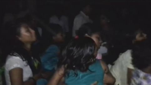 34 niñas apaleadas en India por responder a los insultos