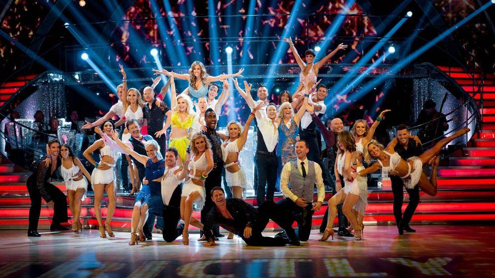 Foto: Imagen del formato 'Strictly Come Dancing', nuestro '¡Mira quién baila!'.