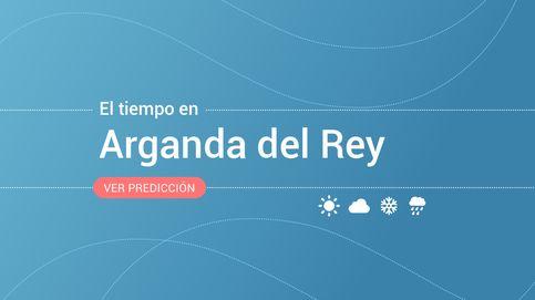 El tiempo en Arganda del Rey: previsión meteorológica de hoy, jueves 14 de noviembre