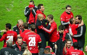 Las variantes de Guardiola para hacer al Bayern un equipo imbatible