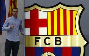 Vermaelen ya es jugador del Barça tras gastar 300 'kilos' en delanteros