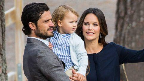Alexander de Suecia estrena su agenda oficial... con dos añitos