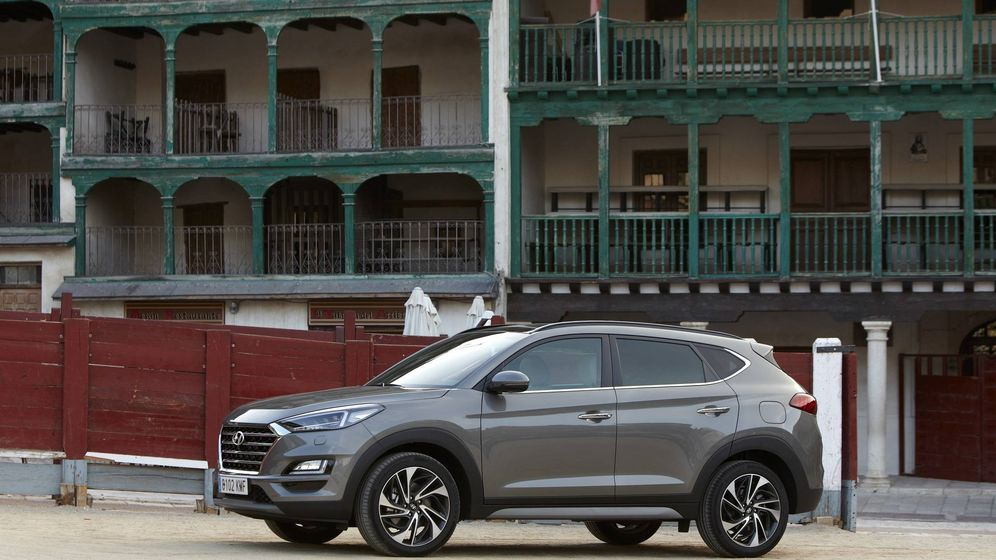 Foto: El nuevo Hyundai Tucson ofrece una estética llamativa y elegante.