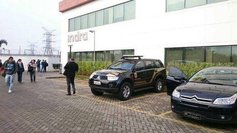 La policía investiga una filial de Indra en Brasil por pago de sobornos a políticos