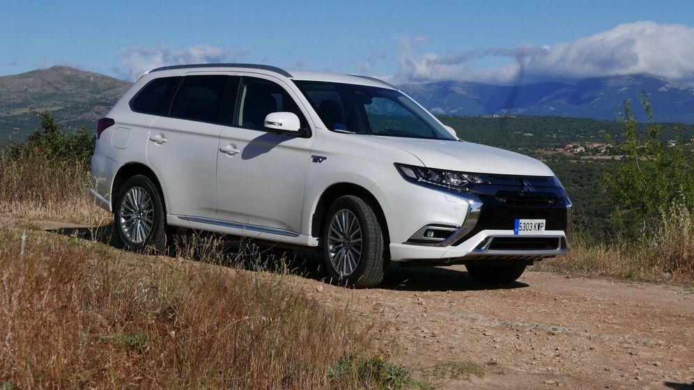 Foto: Mitsubishi seguirá comercializando sus modelos actuales en Europa, incluido el Outlander PHEV.