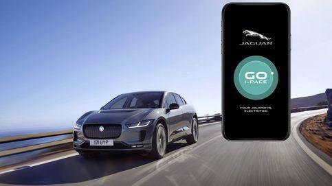 Jaguar también lanza una aplicación inteligente para no electrificarse 'a ciegas'