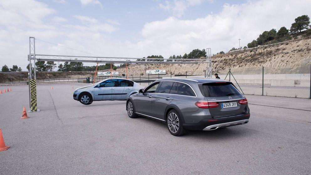 Mercedes Clase E, muy cerca de la conducción autónoma
