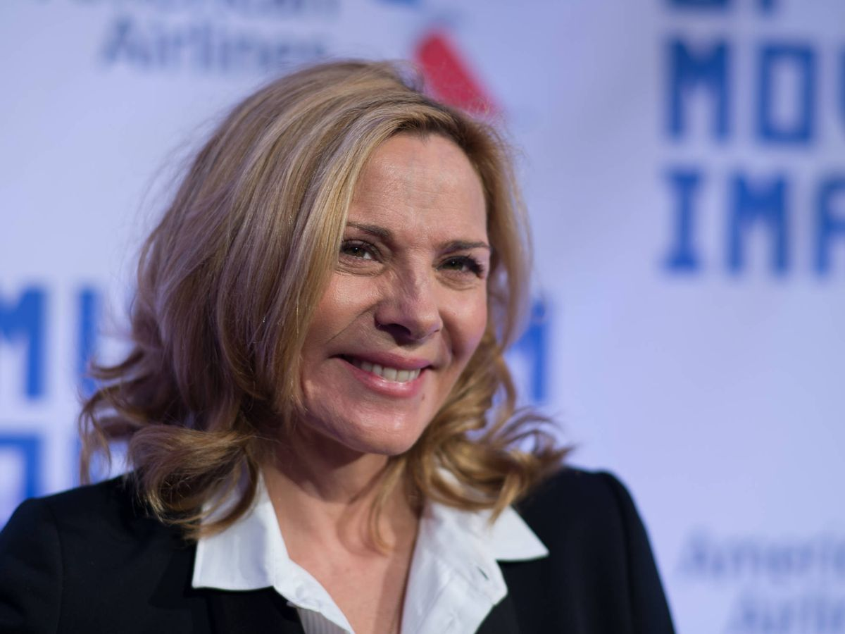 Foto:  Kim Cattrall. (Getty)