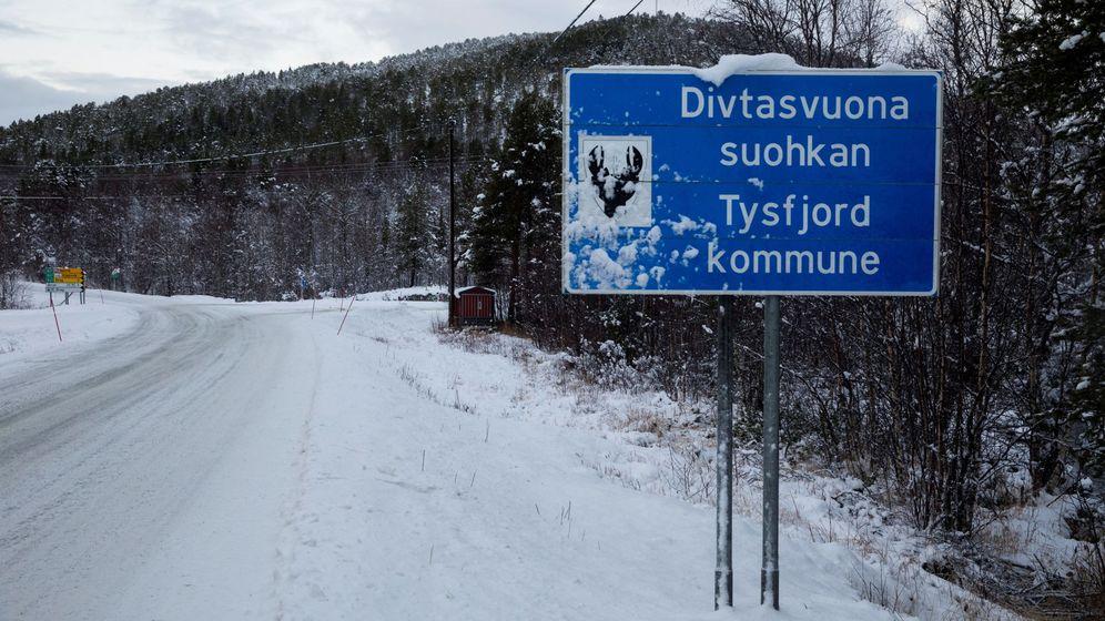 Foto: 151 denuncias por abusos sexuales en la localidad noruega de Tysfjord.