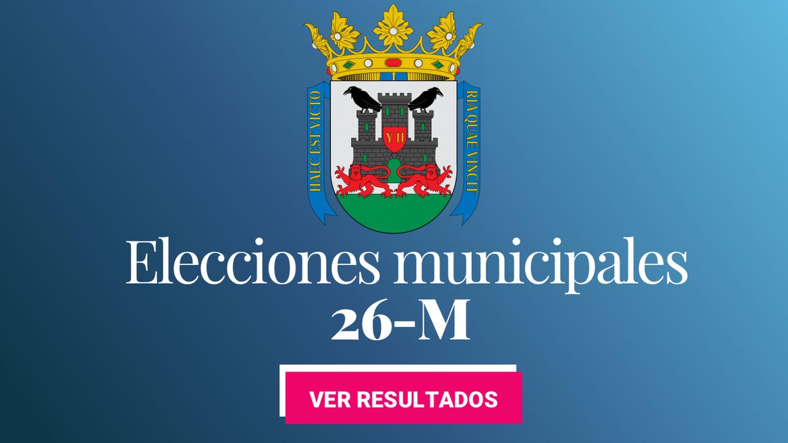 Foto: Elecciones municipales 2019 en Vitoria-Gasteiz. (C.C./EC)