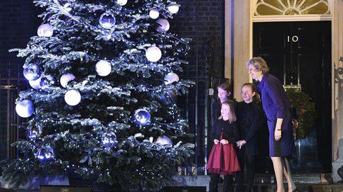 La Navidad llega a Downing Street