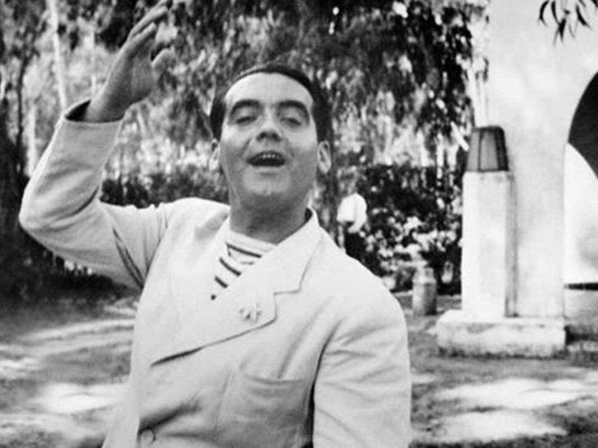 Foto:  Federico García Lorca, en una imagen de archivo.