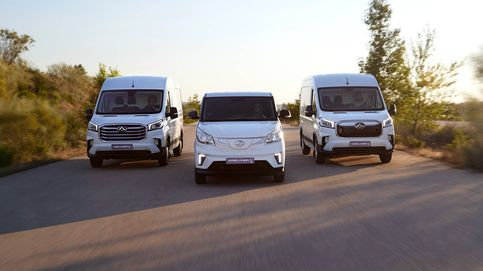 Debutan en nuestro país los vehículos comerciales Maxus, producidos en China