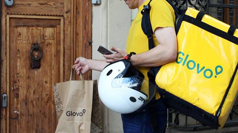 La Justicia española da la razón a Glovo: sus repartidores no son falsos autónomos