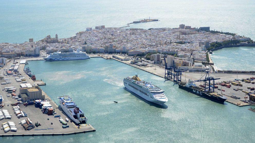 Números rojos y promesas rotas para la Zona Franca de Cádiz