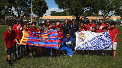 Real Madrid y Barcelona, unidos para ayudar a la Fundación Laureus