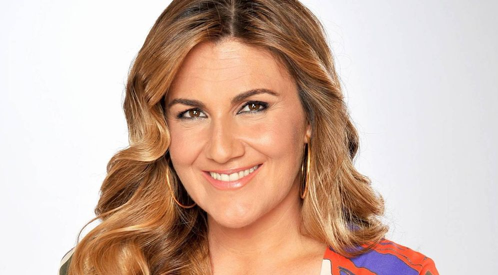 Foto: Carlota Corredera, en una foto de archivo. (Imagen: Mediaset)