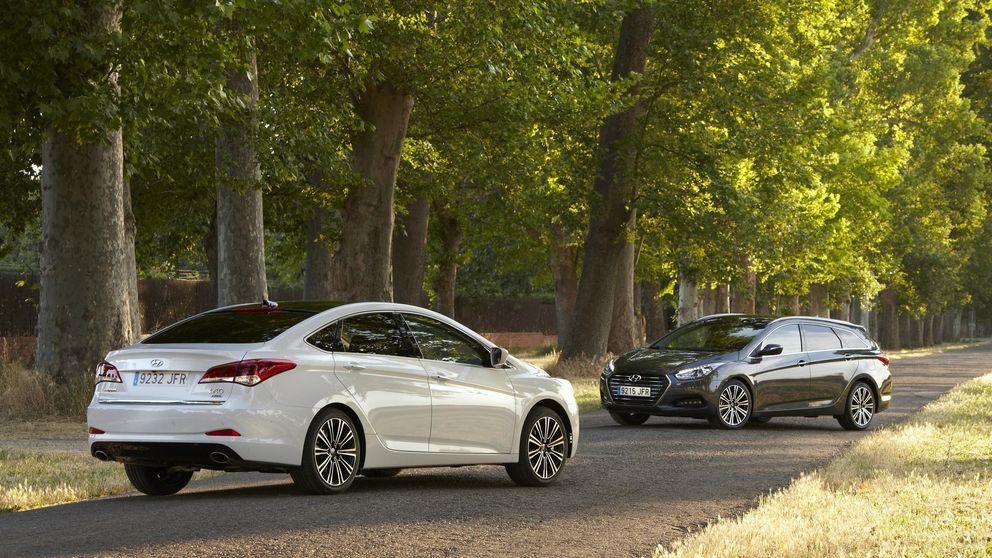 Hyundai refuerza su estrategia con los nuevos i40 e ix20