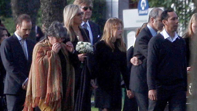 La familia de Inés Zorreguieta estaba destrozada. (Gtres)