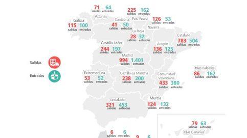Cataluña es la comunidad que más empresas ha perdido en los últimos tres años