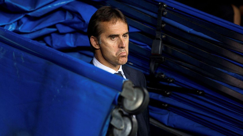 El Real Madrid no le dará a Lopetegui lo que quiere: Rodrigo y Thiago. (EFE)