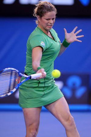 Clijsters termina con el sueño del tenis chino y conquista su cuarto Grand Slam