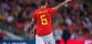 Post de El infiel Martínez queda mal con España (y peor aún con Euskadi)