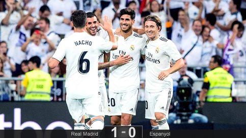 El Madrid sin Cristiano ha aprendido a jugar pero ha olvidado el poder del gol