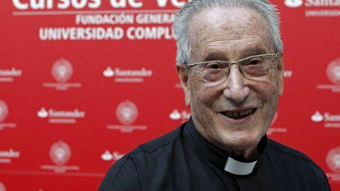 Fallece José María Setién, el obispo que decía que los etarras son revolucionarios