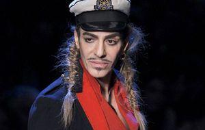 John Galliano vuelve a la moda