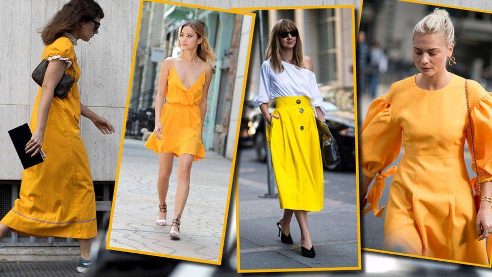 Cómo llevar el amarillo a la oficina y a todas partes