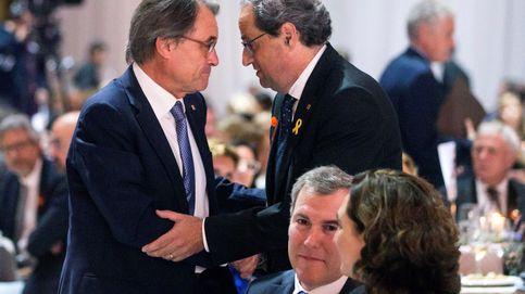 Mas se deja querer y estudia un discreto regreso que no 'moleste' a Puigdemont