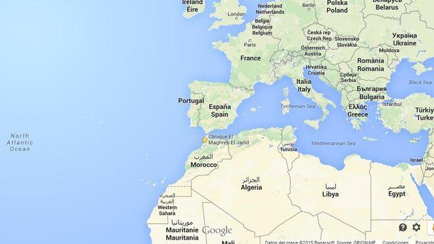 Foto: Google y las fronteras de sus mapas: entre la diplomacia, la polémica y el escándalo