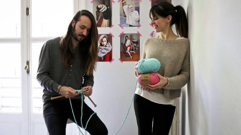 La 'startup' española que triunfa en internet devolviendo el glamour a tejer