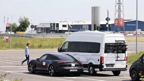 Porsche, Vodafone y Here se alían por la seguridad