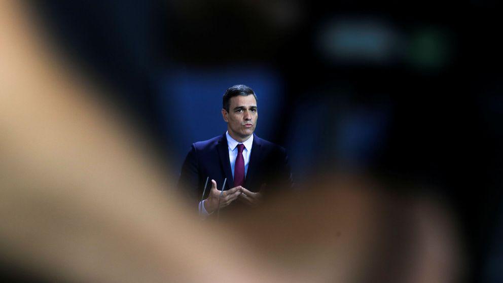 Cataluña es una bomba vírica y Sánchez se desentiende