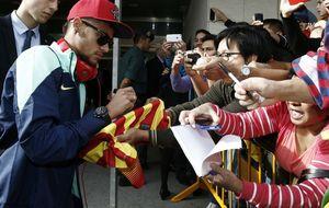 Neymar, una estrella que morirá siendo sencillo y que olvida trofeos en los hoteles