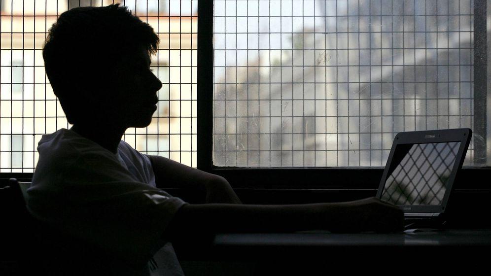 Foto: Muchos alumnos no han podido recibir aún su informe. (EFE)